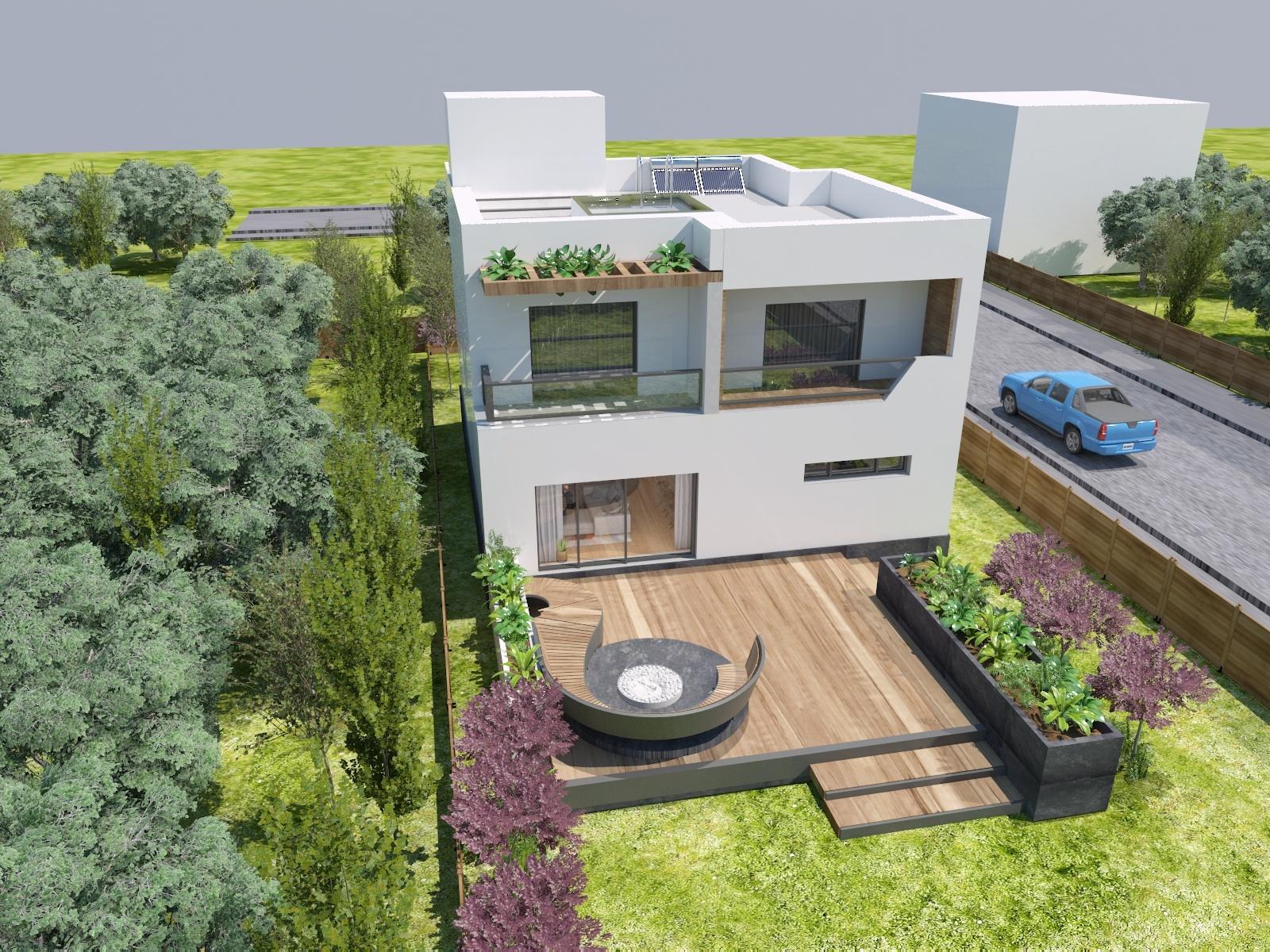 PUZ - Reglementare zonă și stabilire indicatori urbanistici - teren introdus în intravilanul Municipiului Ploiești - Construire Locuință individuală