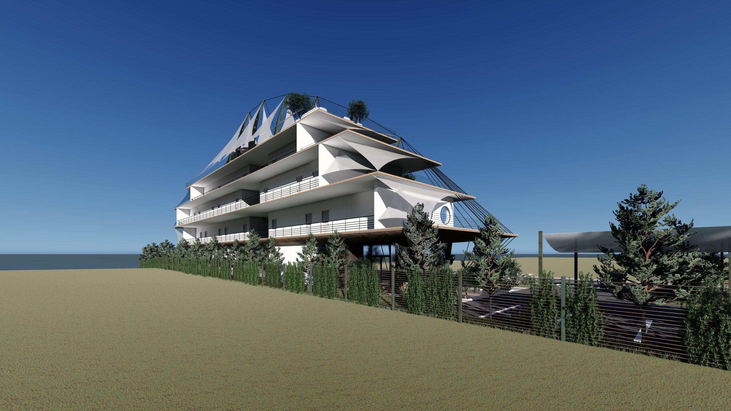 Elaborare plan urbanistic zonal și regulament local de urbanism aferent în vederea construirii unor imobile cu funcțiune de locuire și cazare turistică